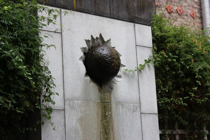 Art in Empire Park, San Francisco