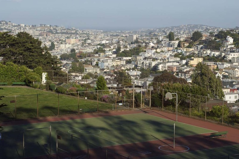Corona Heights Park San Francisco