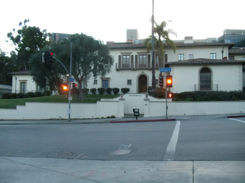 Westwood Hall UCLA