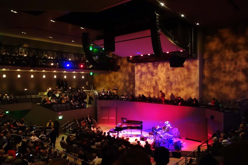 SFJAZZ Center SAn Francisco