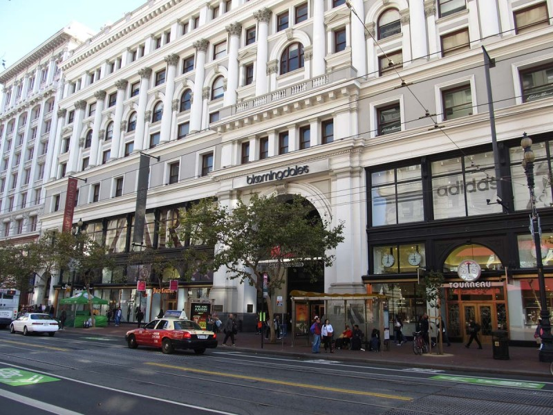 The Emporium, Union Square District