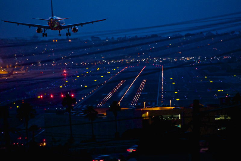 Lindbergh Field