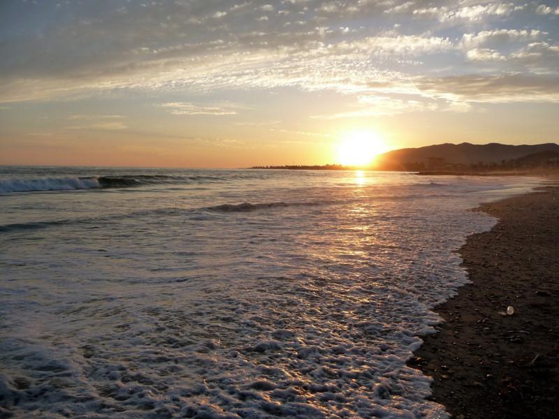 San Buenaventure Beach