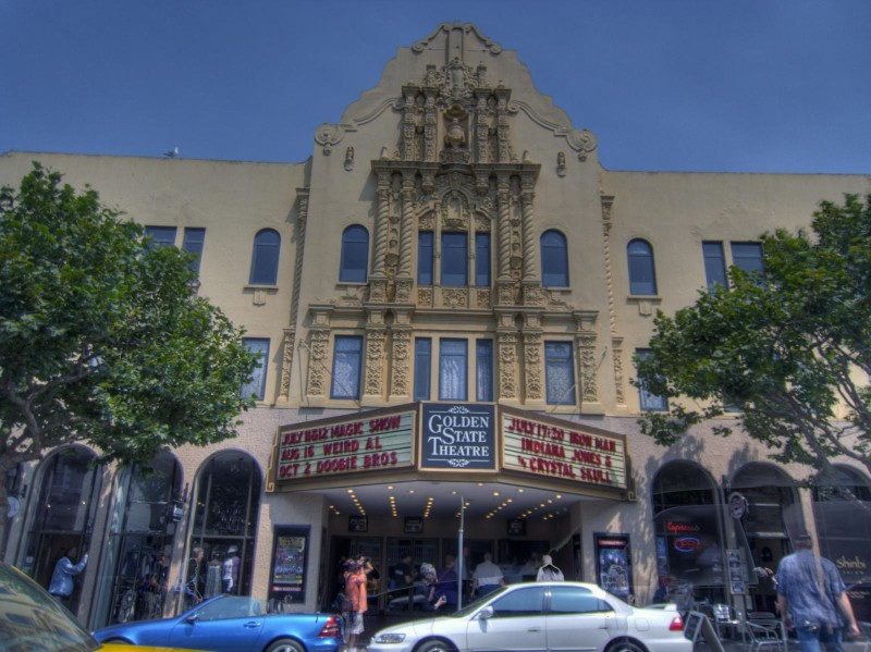 Golden State Theatre Image