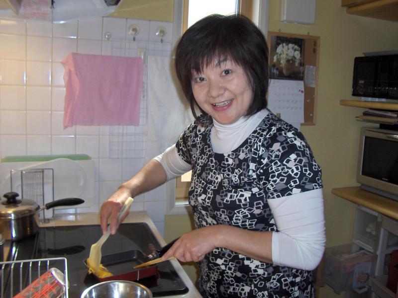 Matsui Sensei's Cooking Class