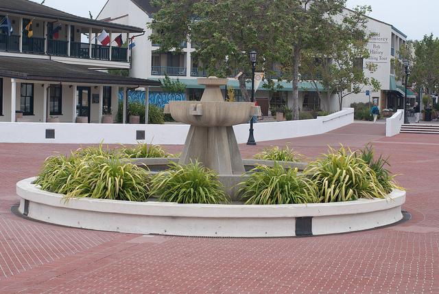 Monterey State Historic Park Plaza