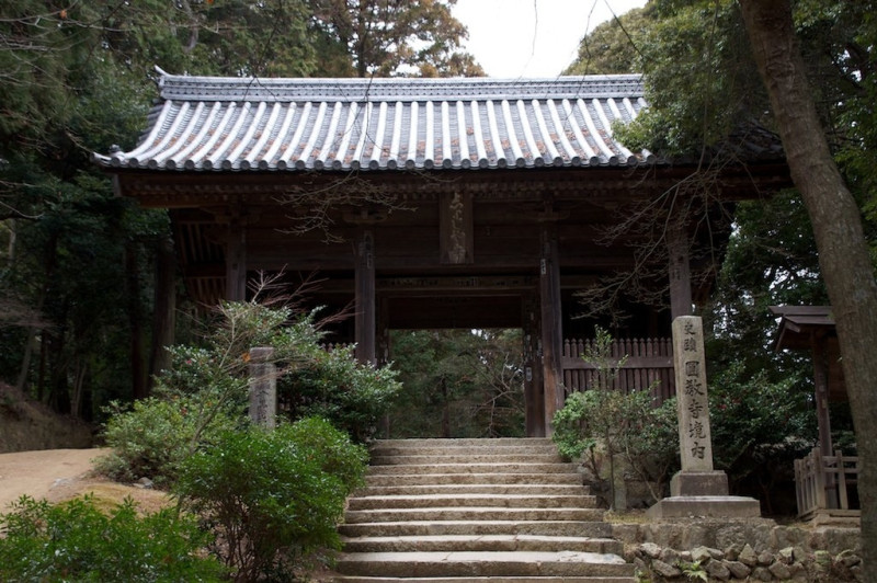 """Did you know that Engyoji was the temple used in the Tom Cruise movie """"The Last Samurai"""". I didn't until I rode in the cable car. Go to the temple in Autumn or Winter when it is snowing"""
