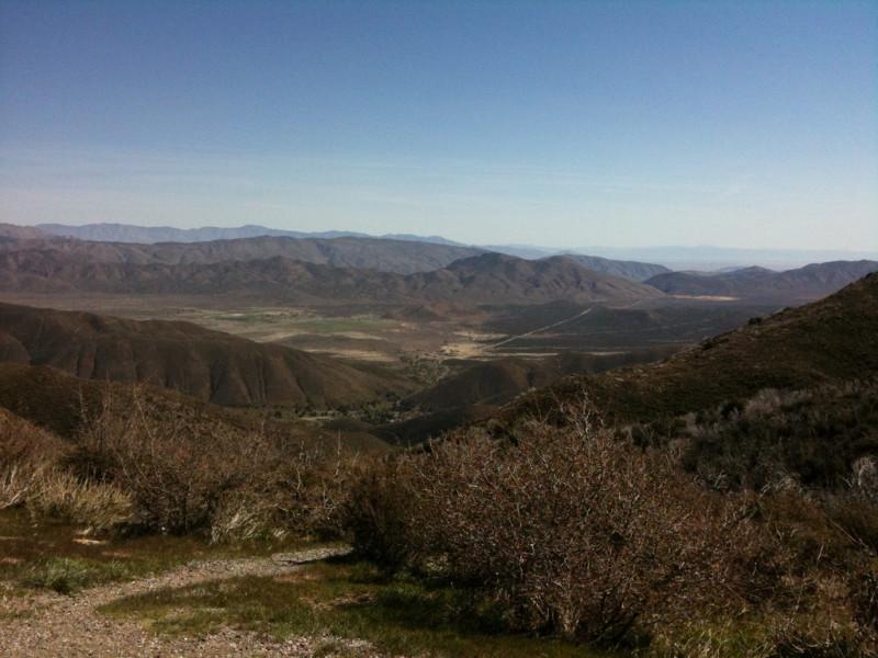 Anza Borrega Desert