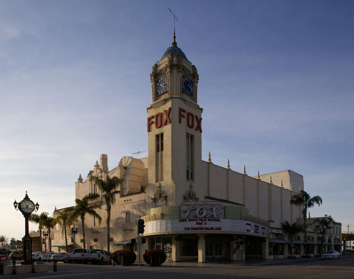 Bakersfield Fox Theater