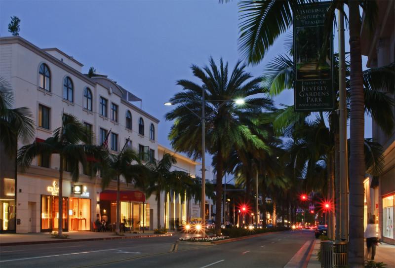 Beverly Hills restaurant