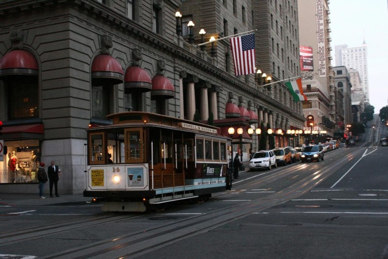 Downtown San Francisco