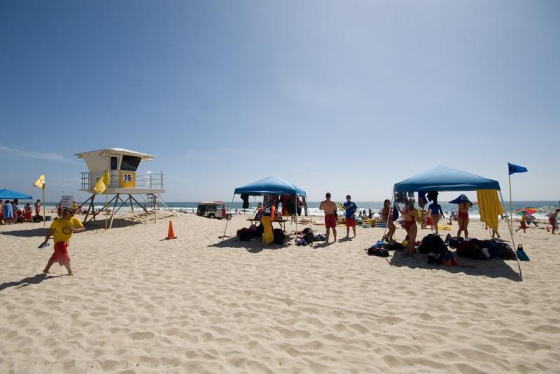 Enjoying Famous Beaches of San Diego