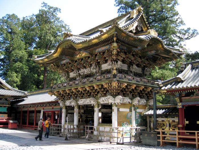 Gate-nikko-japan