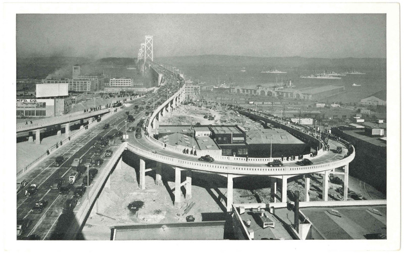 History of San Francisco Bay Bridge
