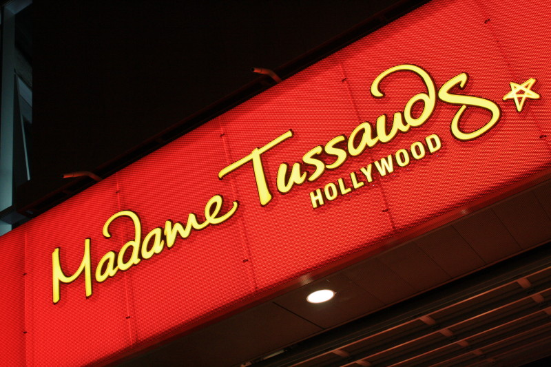 Hollywood boulevard 1