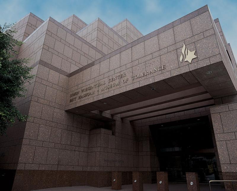 Museum of Tolerance Los Angeles