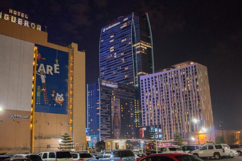 Ritz-Carlton, Los Angeles