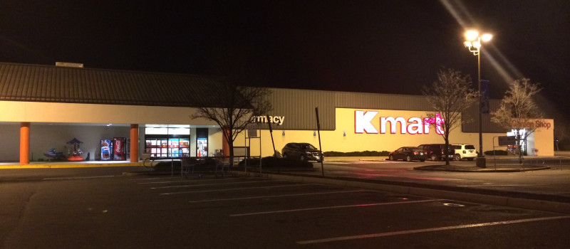 Kmart shopping Center