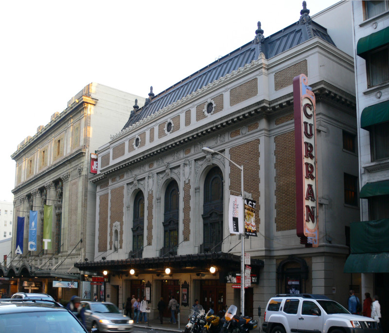 san francisco theatres 4