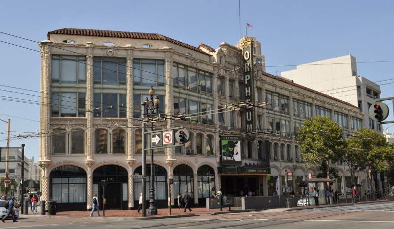 san francisco theatres 8