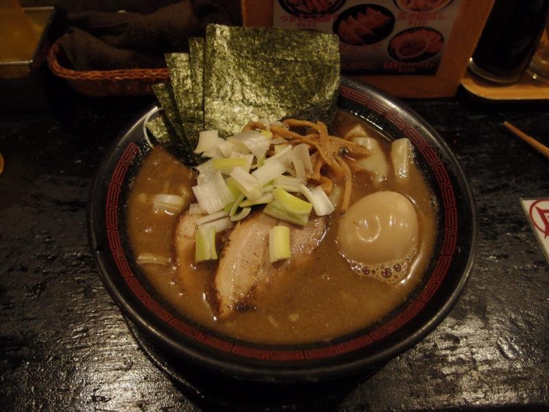 Niboshi Ramen Nagi