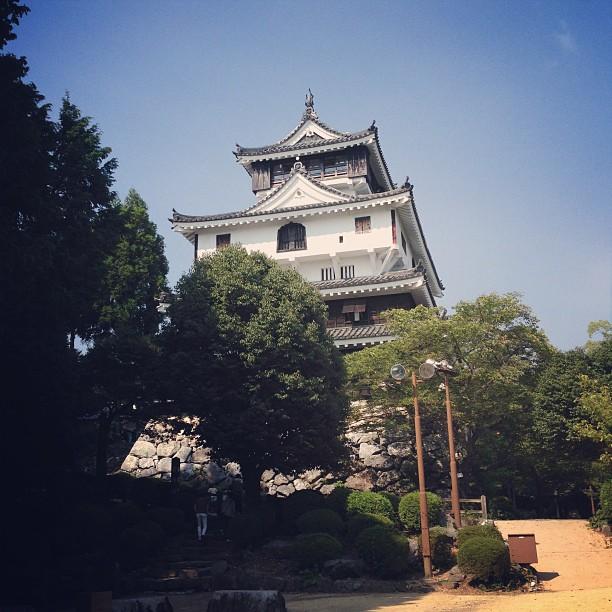 Iwakuni Castle yamaguchi