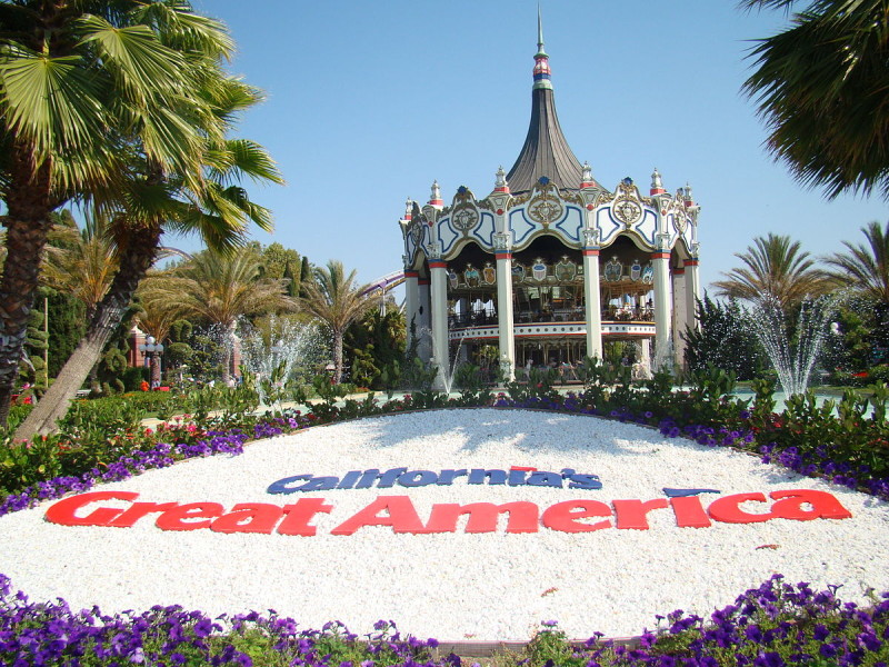 Great America's Theme Park