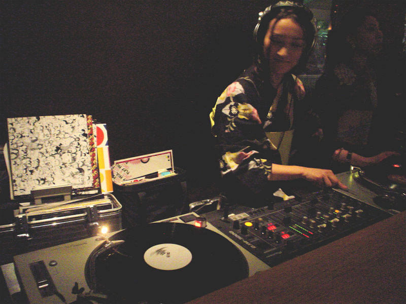 Kimono DJ