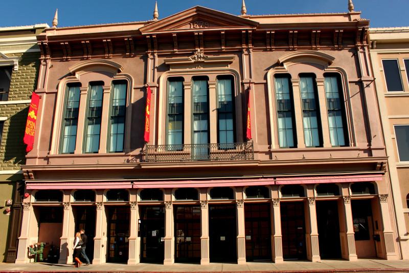 Napa Valley Old Opera House