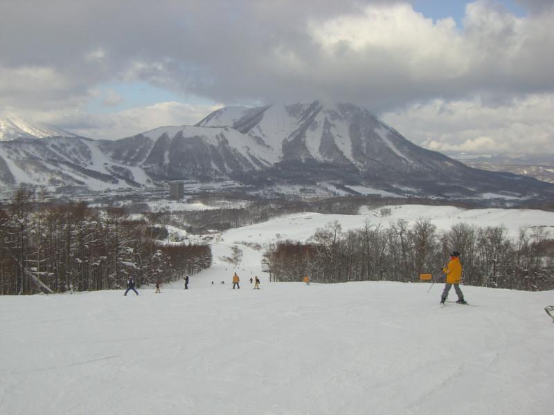 Risutsu Ski Resort