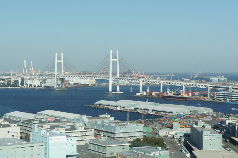 Yokohama Bay Bridge