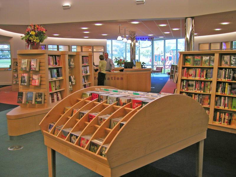 Berryessa Branch Library