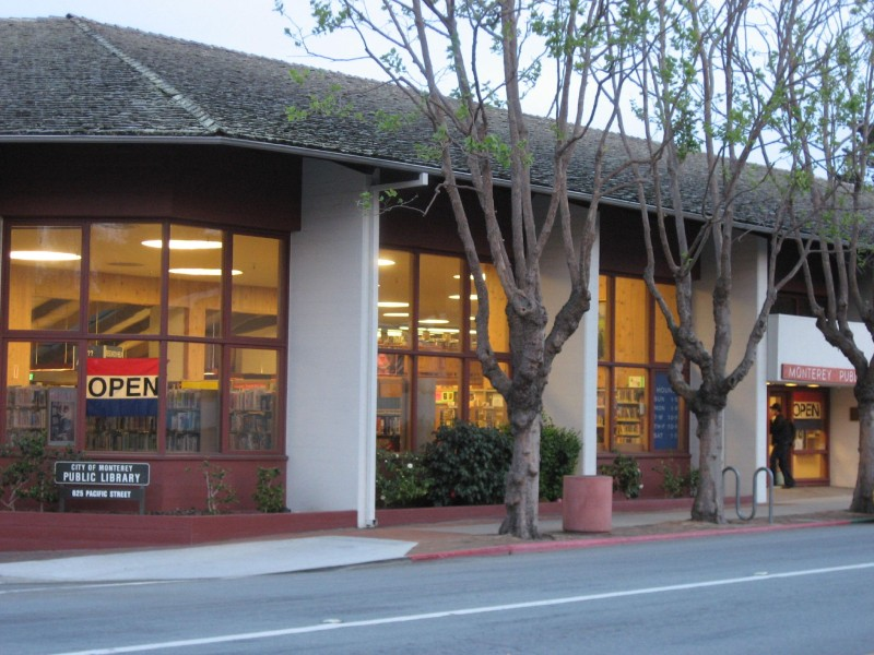 Monterey Public Library Image