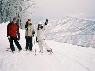 Skiing In Hokkaido