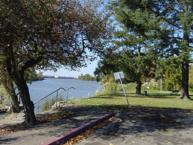 Park, Stockton