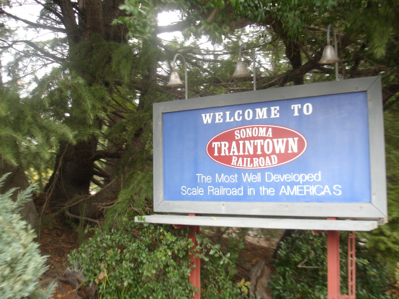 7 Things to Know about Sonoma Train Town