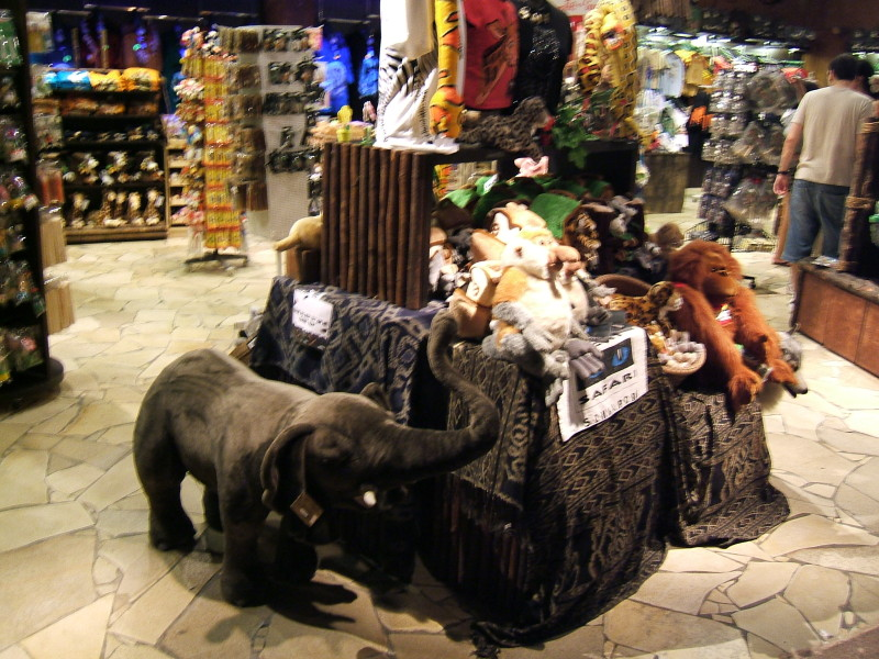 Zoo Gift Shop Image