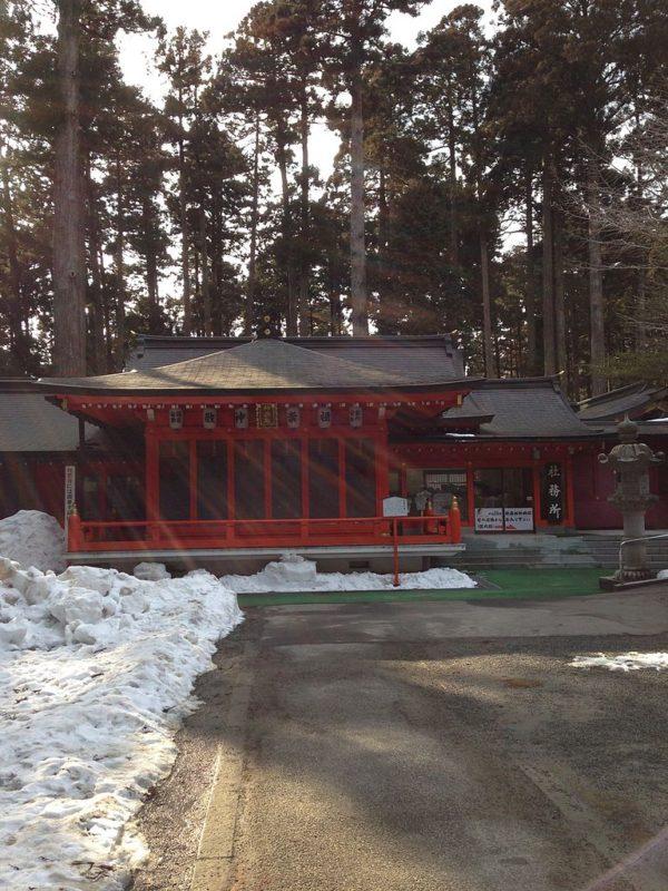 Kaguraden_of_Hakone_Shrine