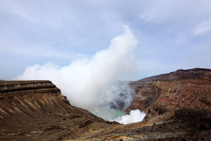 Aso Volcano