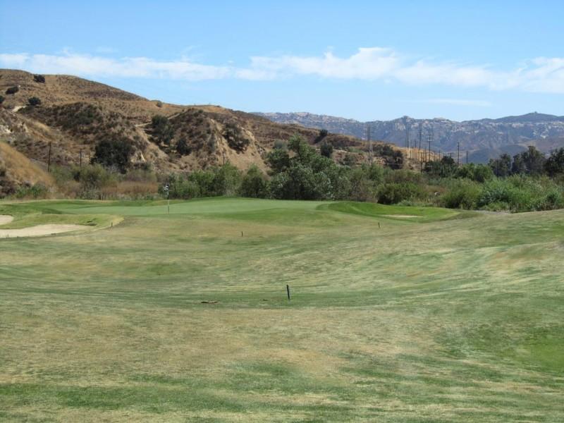 Golf in Ventura
