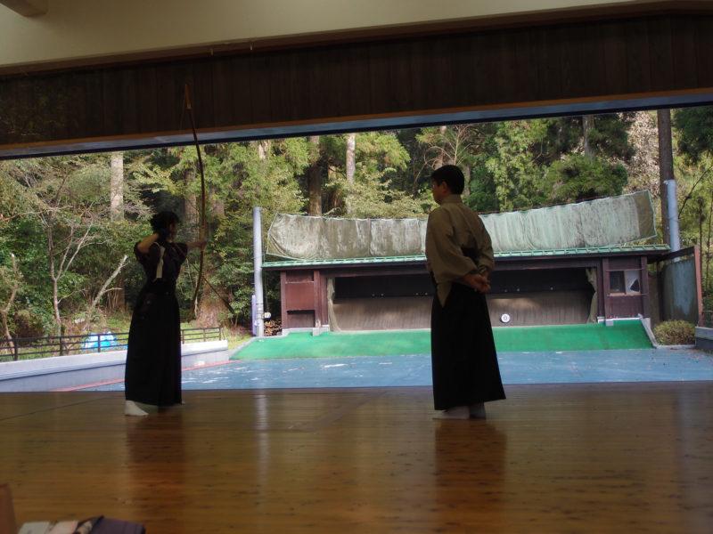 Ancient Japan Archery Hakone Shrine
