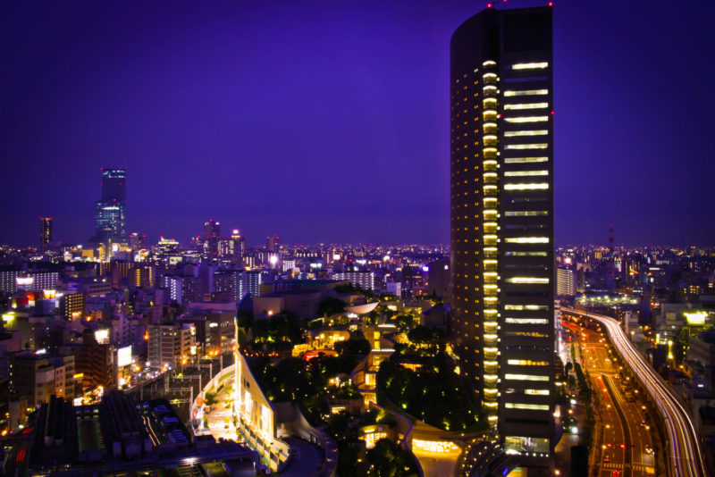 Hotels in Namba-Osaka
