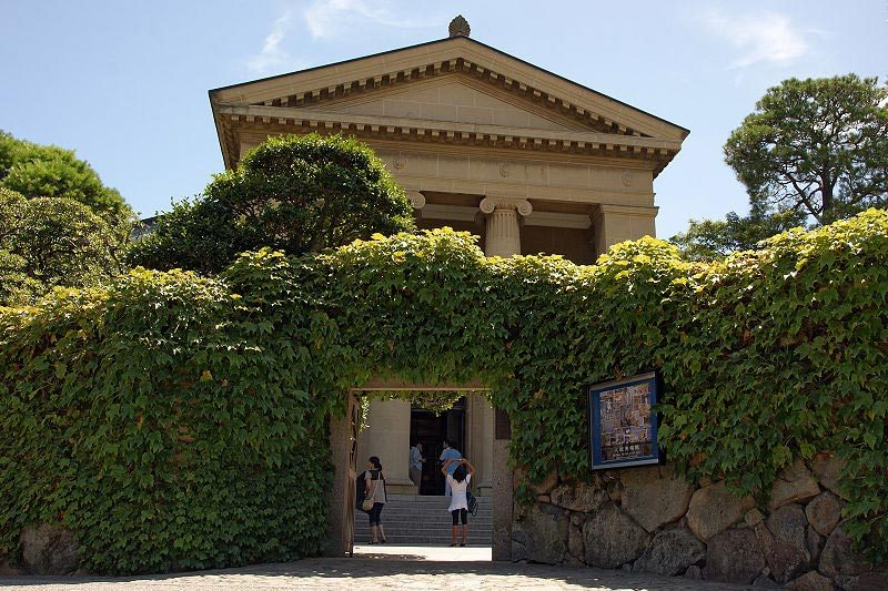 Ōhara Art Museum in Kurashiki