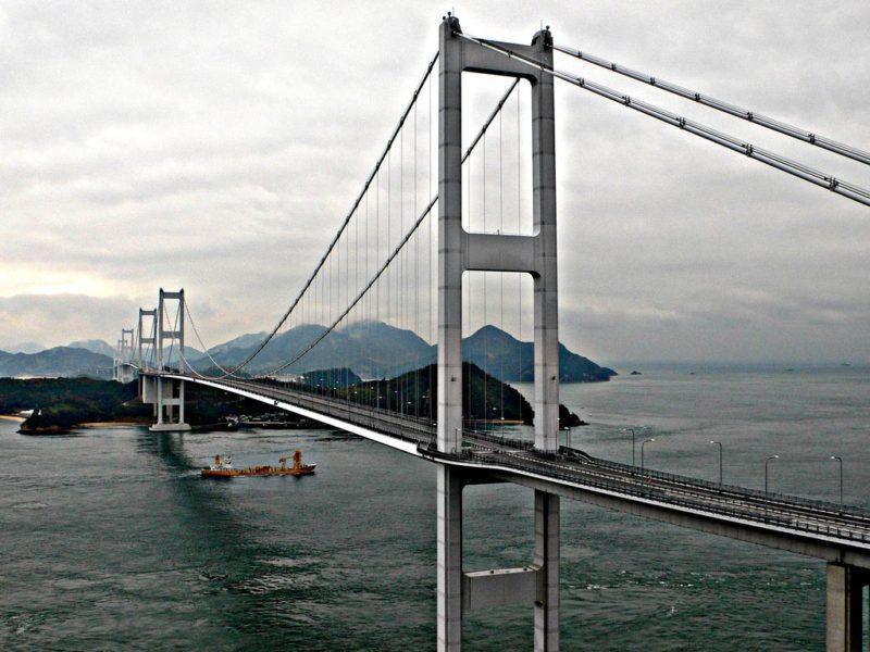 Kurushima Strait Bridge