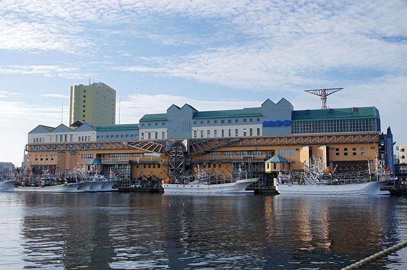 Kushiro Fisherman's Wharf