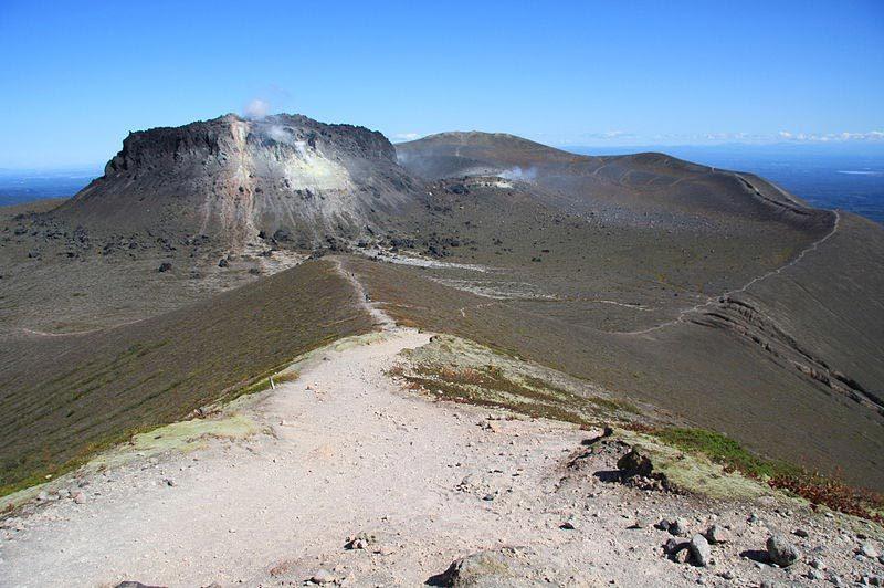 Mount-Tarumae
