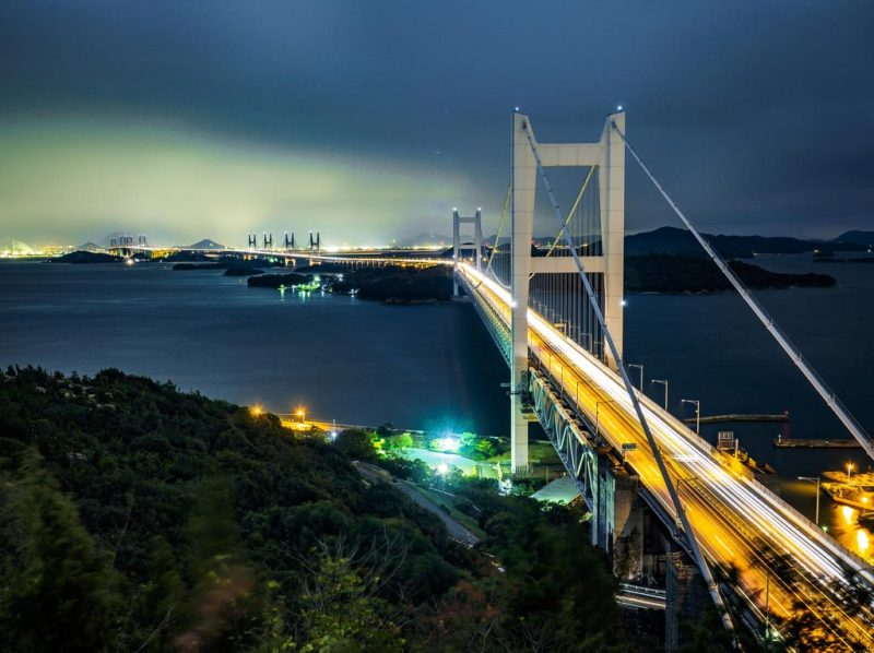 Seto Ohashi Bridge
