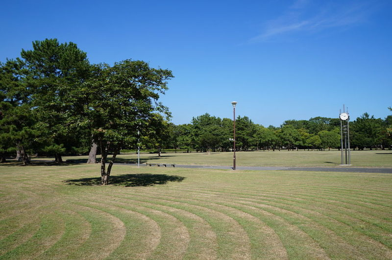 Takashi Ryokuchi Park