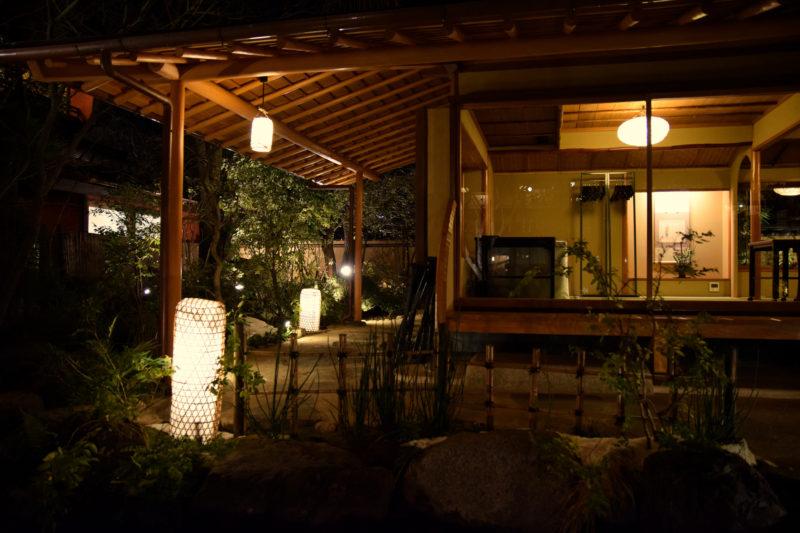 Tokyo Shiba Tofuya Ukai restaurant