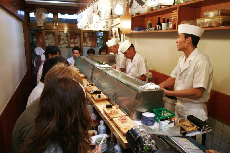 tsukiji restaurant sushi